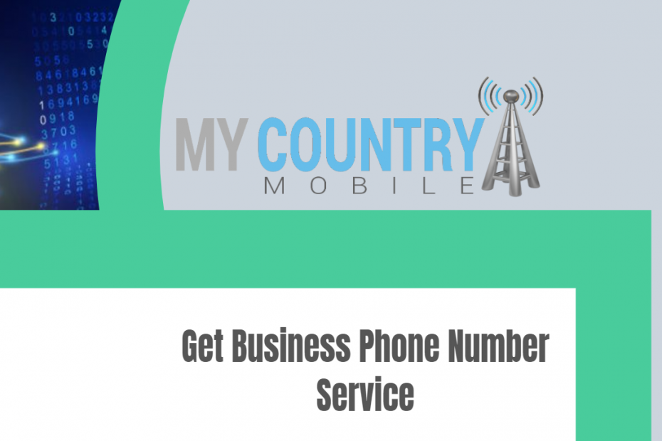 SEO title preview: Get Business Phone Number Service - My Country Mobile