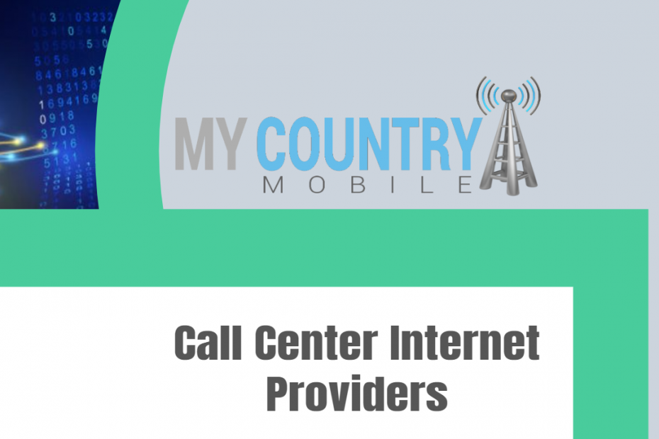 Call Center Internet Providers - My Country Mobile