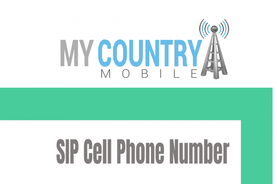 SIP Cell Phone Number - My Country Mobile