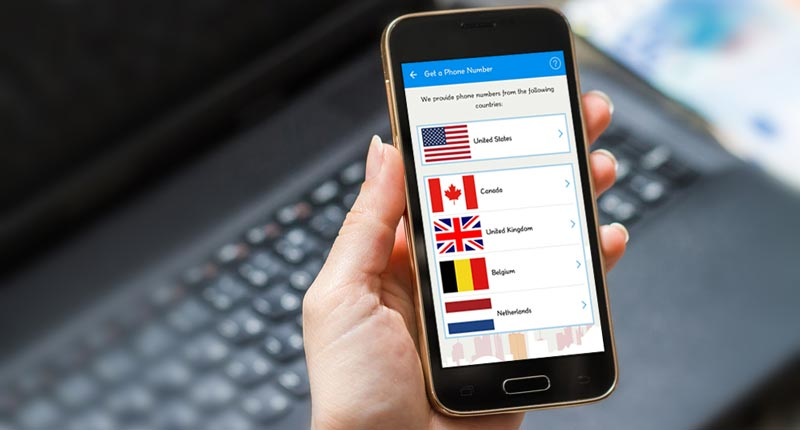 Get Business Phone Number - My Country Mobile